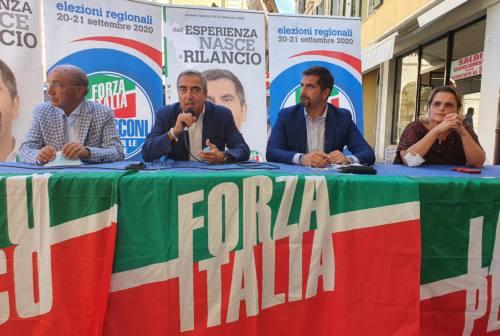 Gasparri lancia la volata di Daniele Silvetti: «Sinistra ai box nelle Marche»