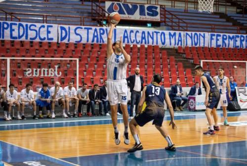 Ristopro Fabriano, esordio in campionato a Civitanova