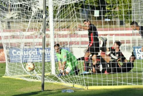 Calcio, tra Vis e Ascoli è 1-1