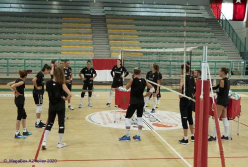 Volley, la Megabox Vallefoglia vede lo storico esordio in A2