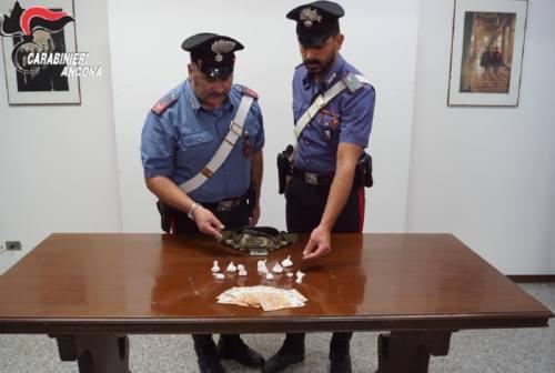 Da Numana a Porto Sant'Elpidio con la droga: un arresto e un fermo