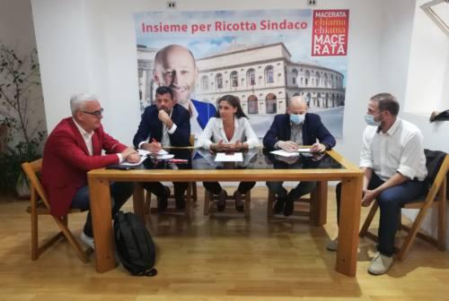 Anna Ascani a Macerata: «Le Marche non sono un territorio di conquista»