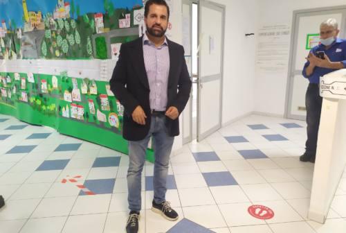 Cerreto D'Esi, intervista al neo sindaco David Grillini che presenta la nuova giunta