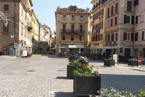 Commercio a Osimo, saldo positivo nonostante il lockdown