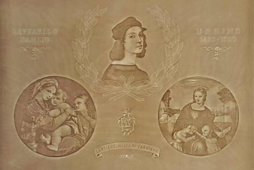 Raffaello utilizzava la Carta Fabriano: ecco la scoperta