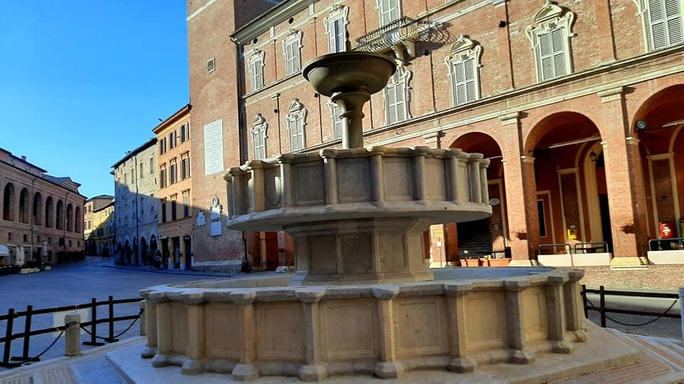 Fontana Sturinalto di Fabriano