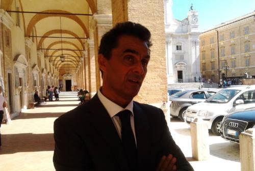 Loreto, il neo sindaco Moreno Pieroni al lavoro per la città