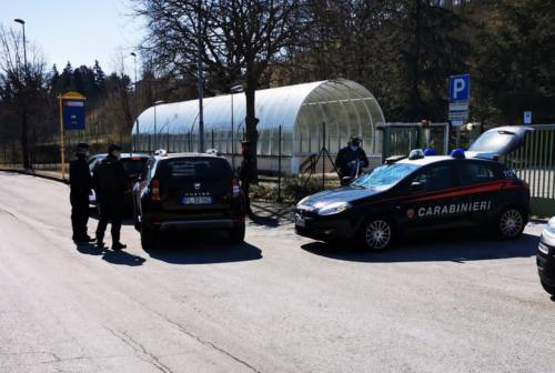 Fabriano: le rubano il telefonino mentre lavora, i carabinieri risolvono il caso