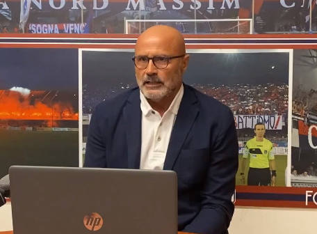 Calcio, Samb: l'ex tecnico Stefano Colantuono direttore dell'area tecnica e organizzativa