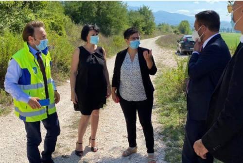 Fabriano, il viceministro Cancelleri sulla Pedemontana: «Troveremo una soluzione»