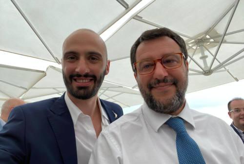 Elezioni regionali, Salvini torna nelle Marche: vertice con gli eletti della Lega
