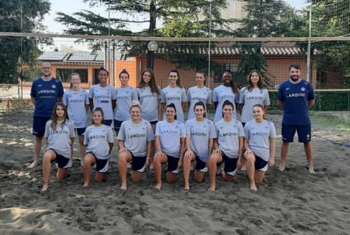 Volley, la nuova Lardini Filottrano è ripartita da zero