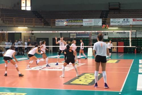Volley, il campionato di serie A2 femminile non è un evento: niente pubblico