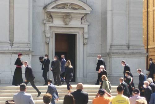 Loreto celebra la Natività di Maria, ecco Mattarella in piazza
