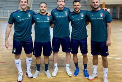 L'Italservice ne manda 5 in Nazionale. Torna in azzurro anche capitan Tonidandel