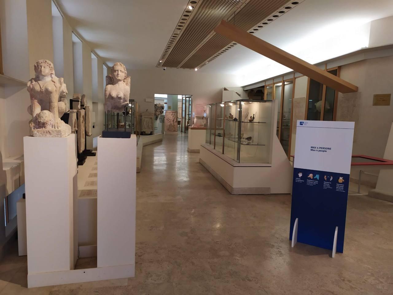 Il Museo archeologico nazionale delle Marche, ad Ancona