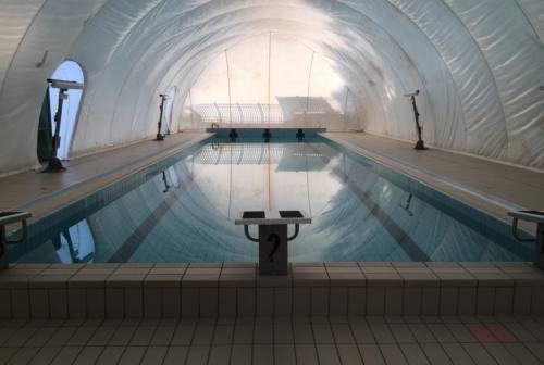 Osimo, open day alla piscina e taglio del nastro alla villa romana