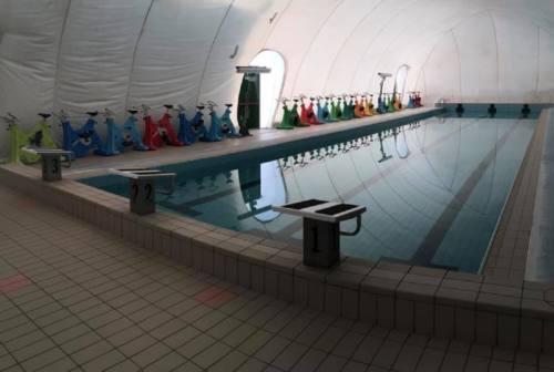 Osimo, riapre la piscina comunale