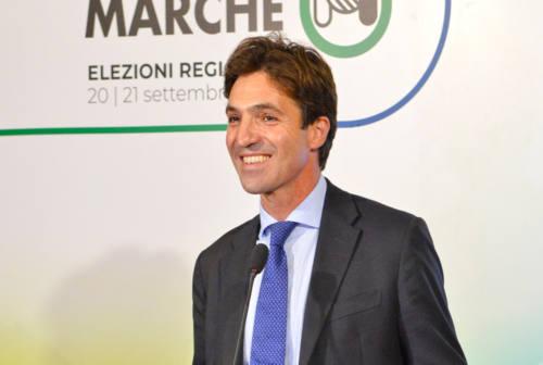Il neo presidente Acquaroli commenta a caldo la vittoria alle elezioni regionali