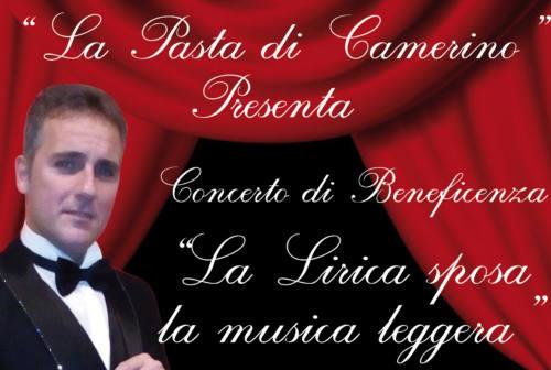 """""""La lirica sposa la musica leggera"""" per l'ospedale di Camerino"""