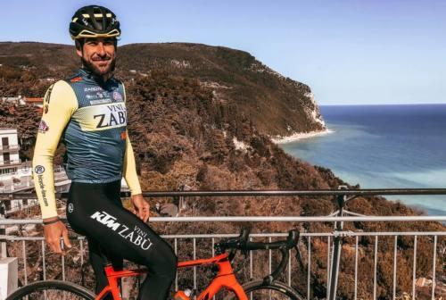 Ciclismo, Stacchiotti: «Che fatica la Tirreno-Adriatico. Adesso voglio il Giro d'Italia»