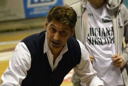 Campetto Basket, coach Rajola: «Sarà un bell'esordio, rispetto per Giulianova»