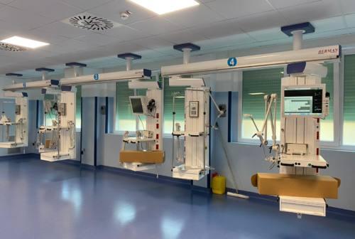 San Benedetto del Tronto, in vista sei posti di terapia intensiva per l'ospedale
