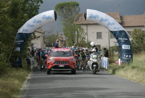 Tirreno-Adriatico, la corsa si sposta nelle Marche e arrivano le salite vere