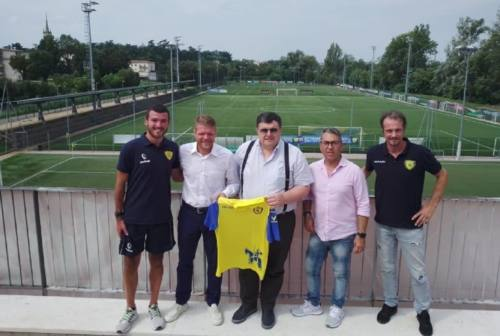 Villa Musone, è ufficiale la partnership giovanile con il Chievo Verona