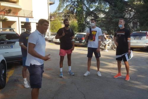 Campetto Basket Ancona, inizia l'avventura agli ordini di coach Stefano Rajola