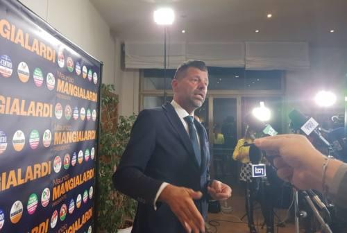 Elezioni regionali Marche, lo sconfitto Mangialardi: «Decisivi sanità e terremoto, resteremo vigili»