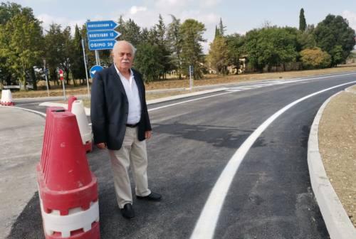Macerata, a Villa Potenza aperta la strada che collega la provinciale 77 con la 361