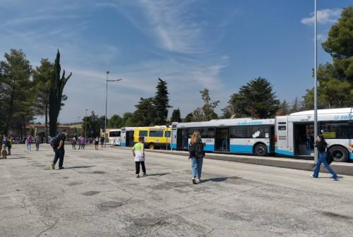 Jesi, capolinea degli autobus urbani ed extraurbani: ipotesi stazione ferroviaria