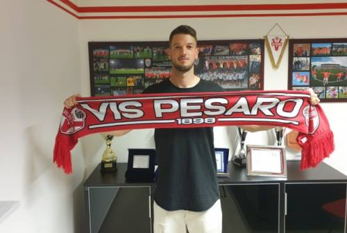 Calcio, nuovo arrivo in casa Vis Pesaro. Preso Paolo Bastianello