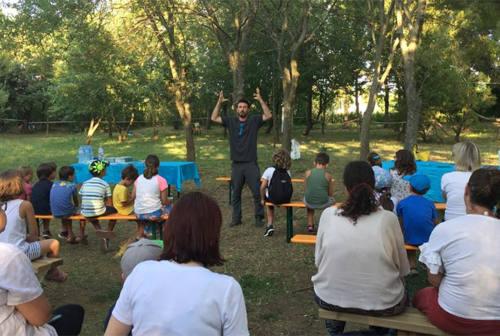 """Didattica solidale nella natura: è il progetto """"CrEsco"""" a Senigallia"""