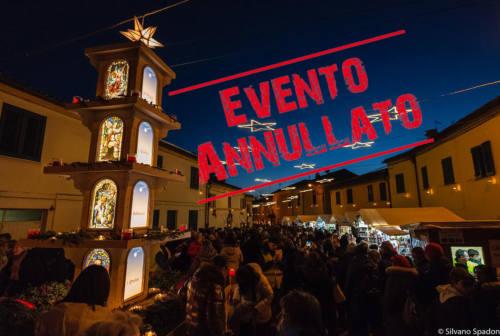 Annullata l'edizione 2020 di Candele a Candelara
