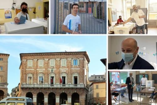 Amministrative, affluenza in aumento a Macerata (65,35%): c'è attesa per lo spoglio dei voti