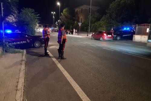 Pesaro, ore di ricerche e ansia: una donna era in stato di shock in un rudere
