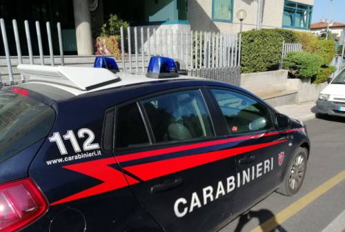 San Costanzo, condannato a 4 mesi il 50enne che aveva dato fuoco ad un'auto
