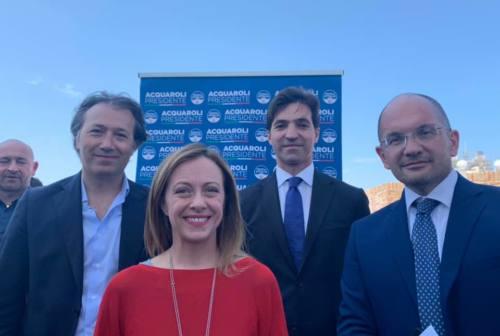 Guido Castelli sugli equilibri post voto: «Avvicinare il possibile al desiderabile»