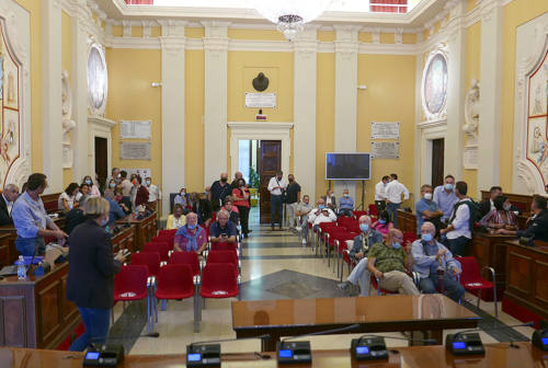 Senigallia, elezioni comunali: il commento di Volpini, Battisti e Merli – VIDEO