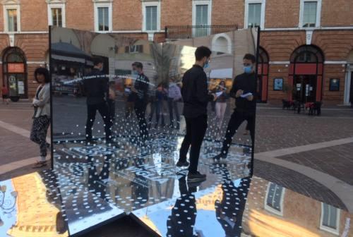 """""""Tu sei meraviglia"""", un flash mob per dare il benvenuto al Festival Pergolesi Spontini – VIDEO"""