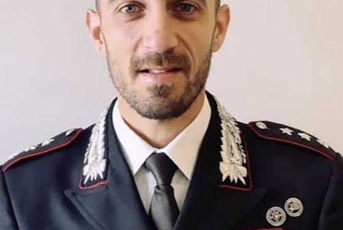 Carabinieri, ad Ancona arriva il capitano Manuel Romanelli