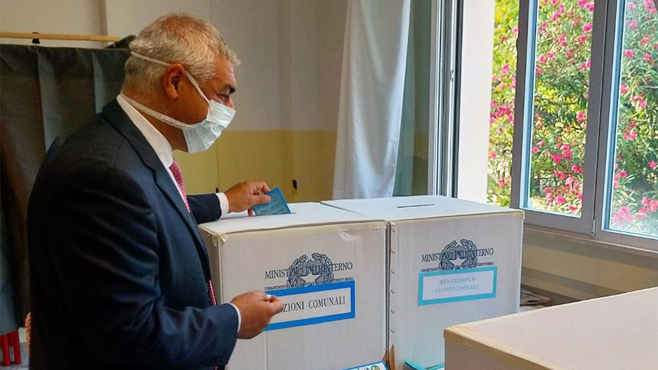Elezioni comunali 2020 a Senigallia: Gennaro Campanile