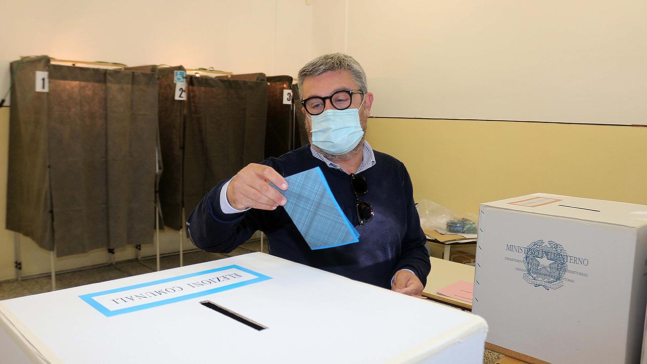 Elezioni comunali 2020 a Senigallia: Massimo Olivetti