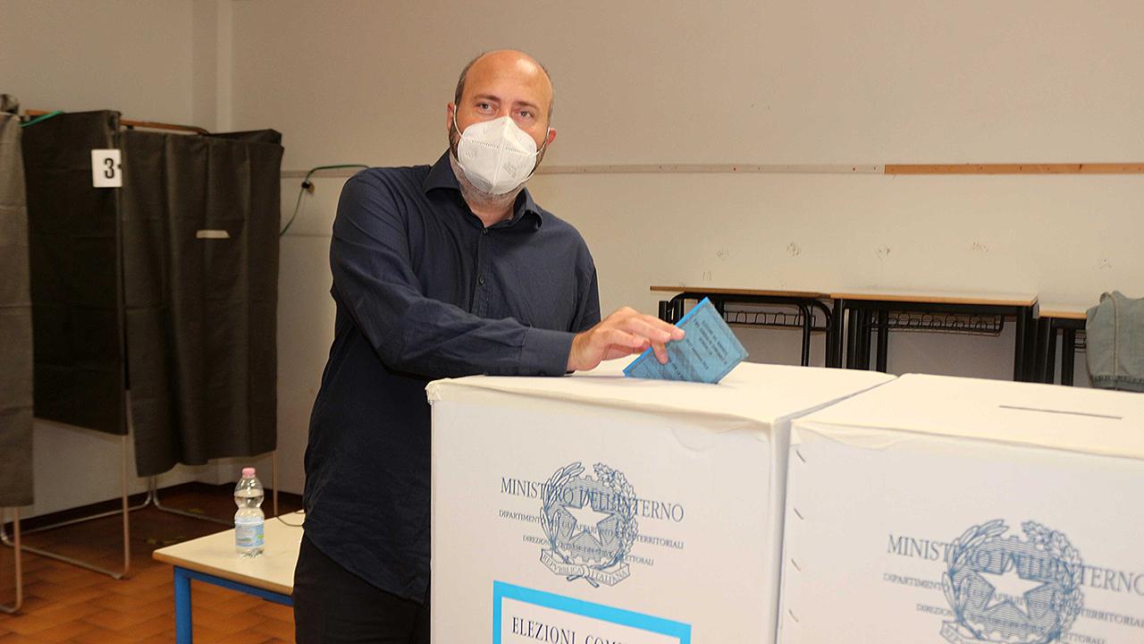Elezioni comunali 2020 a Senigallia: Paolo Battisti