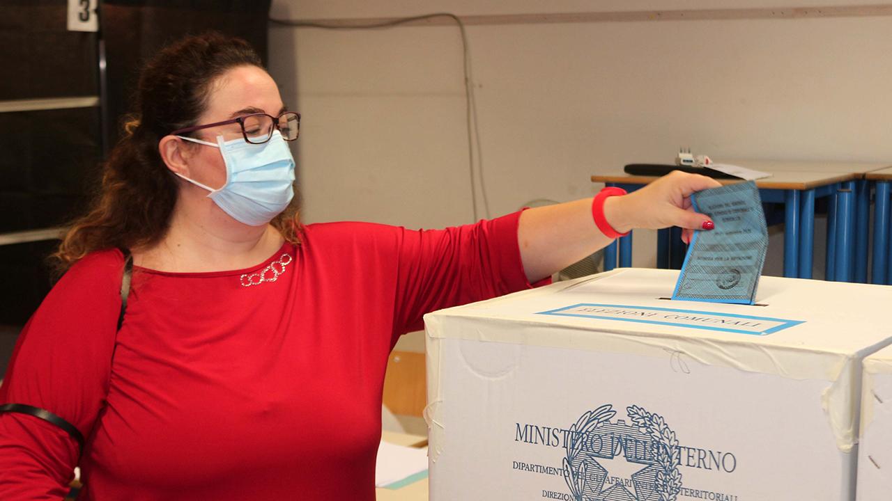 Elezioni comunali 2020 a Senigallia: Rosaria Diamantini alle urne