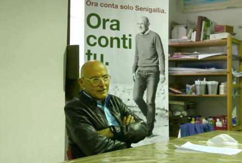 Dimissioni Fabrizio Volpini da consigliere, ancora polemiche a Senigallia