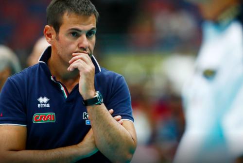 Volley, tre campioni d'Italia e due marchigiani in Nazionale