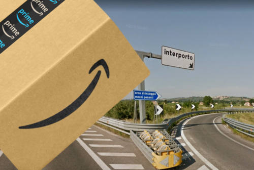 Amazon a Jesi, il grande centro logistico all'Interporto